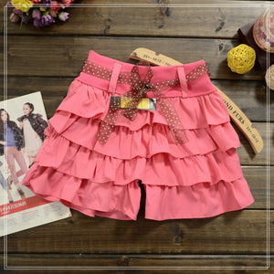 Casual Candy Color Short Skirts - J20Style - 2