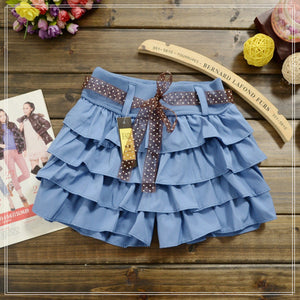 Casual Candy Color Short Skirts - J20Style - 1