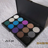 15 Earth Colors Matte Eye-shadow Palette - J20Style - 6