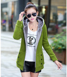 High Quality Fur Collar Long Jacket - J20Style - 2