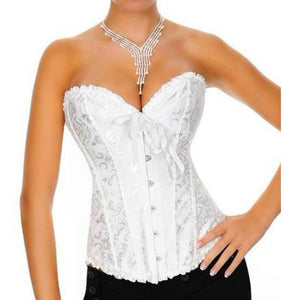 Good Quality Lace Bustier Corset - J20Style - 3