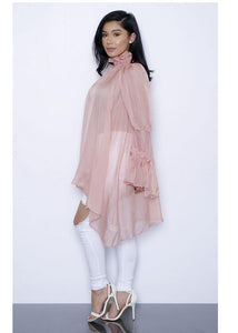 Irregular Lace Patchwork Summer Blouse - J20Style - 4