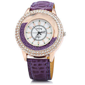 Pearl Ball Dial Wristwatch