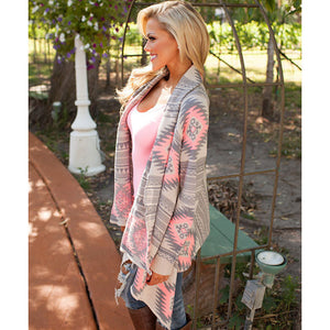 Spring Fall Loose Cardigans for Women - J20Style - 2