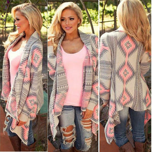 Spring Fall Loose Cardigans for Women - J20Style - 5