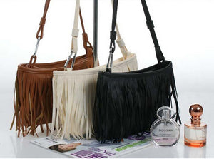 High Quality Vintage Fringed Handbag - J20Style - 1