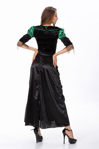 Halloween Two-Piece Witch Costume - J20Style - 3
