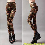 Slim Army Style Tights - J20Style - 5