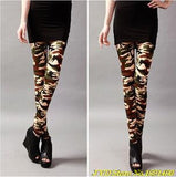 Slim Army Style Tights - J20Style - 6