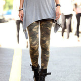 Slim Army Style Tights - J20Style - 1