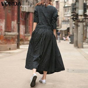 2019 Women Spring Summer Dress