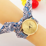 Fabric Bracelet Geneva Wrist Watch - J20Style - 6