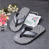 Round Dot Summer Thong Slippers - J20Style - 1