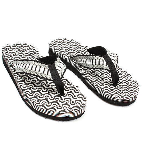 Summer Beach Flip Flops Slippers - J20Style - 3