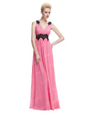 Celebrities Long Evening Prom Dress - J20Style - 4