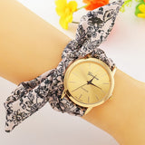Fabric Bracelet Geneva Wrist Watch - J20Style - 7
