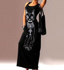 Casual Long Maxi Evening Party Dress - J20Style - 2