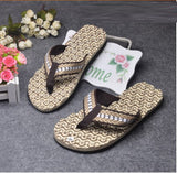 Round Dot Summer Thong Slippers - J20Style - 4