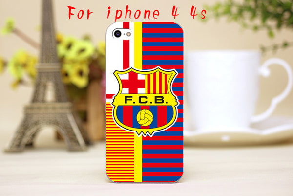 FC Barcelona iPhone Cover - J20Style - 2