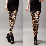 Slim Army Style Tights - J20Style - 8