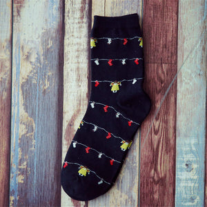 High Quality Cotton Winter Socks - J20Style - 9