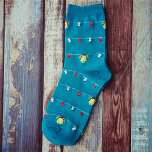 High Quality Cotton Winter Socks - J20Style - 10
