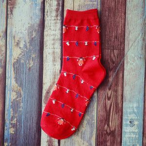 High Quality Cotton Winter Socks - J20Style - 11