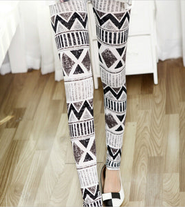 High Quality Punk Floral Legging - J20Style - 7