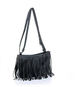 High Quality Vintage Fringed Handbag - J20Style - 6