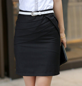 High Waist Formal Office Skirt - J20Style - 6