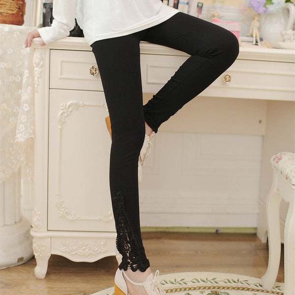 Stretchy And Skinny Cotton Legging - J20Style - 6