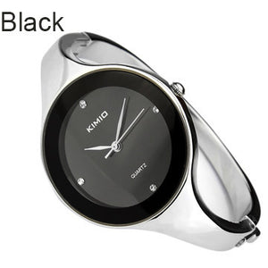 Clock Female Dress Bracelet Quartz Watch