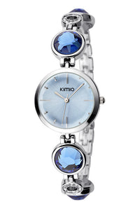 Diamond Relogio Crystal Quartz Watch - J20Style - 6