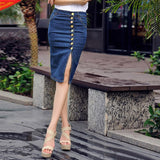 Bodycon Long Pencil Jeans - J20Style - 7