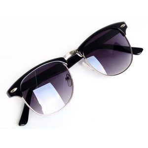 Classic Retro 2 Colors Unisex Sunglasses