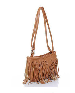 High Quality Vintage Fringed Handbag - J20Style - 7