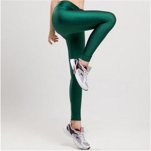 Candy Color Neon Stretched Legging - J20Style - 11