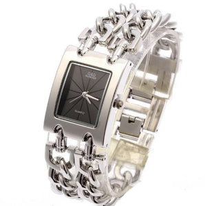 G&D Women Dress Clock Female WristWatch