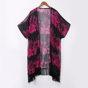 Summer Style Floral Casual Blouse - J20Style - 7