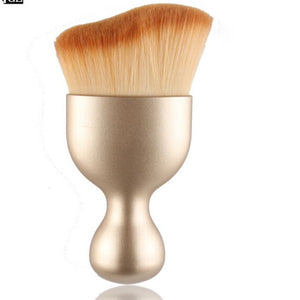 3 Colors Contour Foundation Brush S Shape Makeup Tools