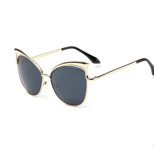 High Quality Vintage Cat Eye Sunglasses - J20Style - 8