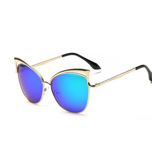 High Quality Vintage Cat Eye Sunglasses - J20Style - 9