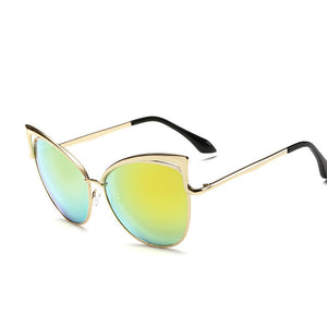 High Quality Vintage Cat Eye Sunglasses - J20Style - 13