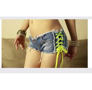 Summer Low Waist Women Short - J20Style - 5