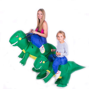 Halloween Inflatable Dinosaur Costume - J20Style - 7