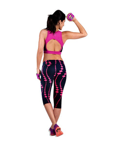 Summer Printed & Stretched Sports Legging - J20Style - 9