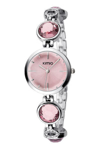 Diamond Relogio Crystal Quartz Watch - J20Style - 3