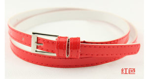 Beautiful Multi-Color Thin Belt - J20Style - 10