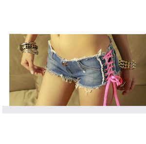 Summer Low Waist Women Short - J20Style - 6