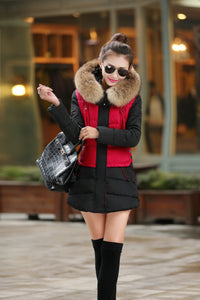 High Quality Cotton Mixed Coat - J20Style - 2